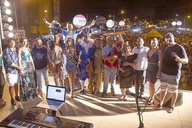 FB IMG 1551624969339 - Multidão lota o espaço cultural em Barra do Corda na primeira noite de carnaval - minuto barra