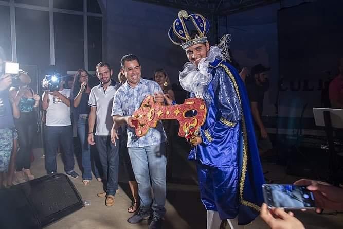 FB IMG 1551624972726 - Multidão lota o espaço cultural em Barra do Corda na primeira noite de carnaval - minuto barra