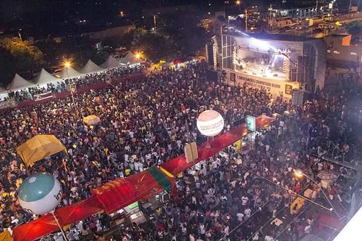 FB IMG 1551733155149 - Saia Rodada arrasta uma multidão durante a madrugada no corredor da folia em Barra do Corda - minuto barra