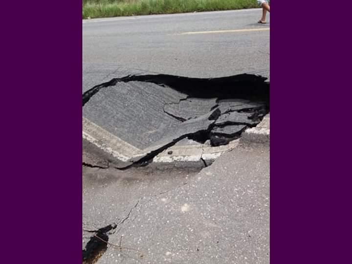 FB IMG 1553377722721 - VEJA AQUI: Rompimento na Br-316 pode ocorrer a qualquer momento no Maranhão - minuto barra