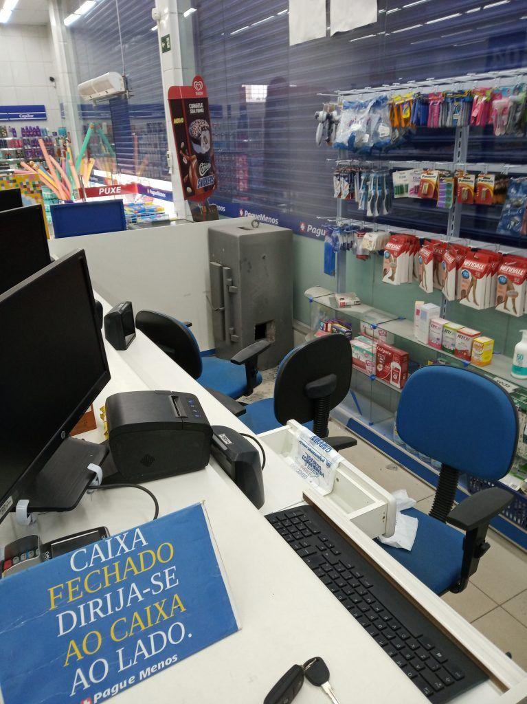 IMG 20190306 WA0029 767x1024 - URGENTE!! Ladrões assaltam a Farmácia Pague Menos em Barra do Corda - minuto barra