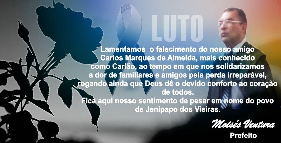 """IMG 20190310 WA0045 - Prefeito Moisés Ventura lamenta falecimento do oficial de justiça """"Carlão"""" em Barra do Corda - minuto barra"""