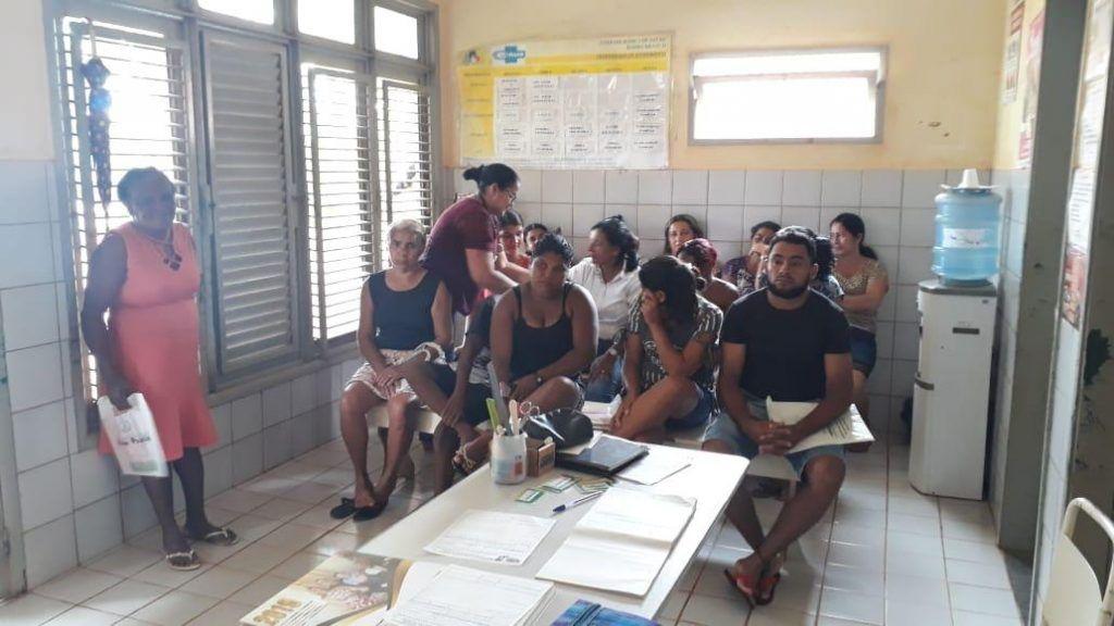 IMG 20190311 WA0010 1024x576 - Dr Adriano Brandes realiza atendimento médico voluntário no Povoado Barro Branco em Barra do Corda - minuto barra