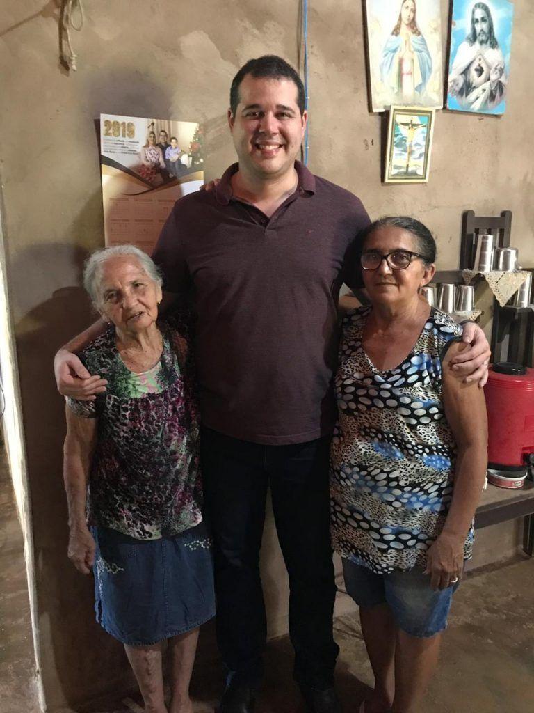 IMG 20190311 WA0013 768x1024 - Dr Adriano Brandes realiza atendimento médico voluntário no Povoado Barro Branco em Barra do Corda - minuto barra