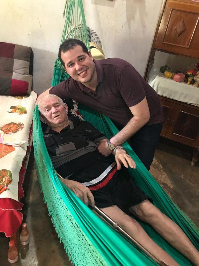 IMG 20190311 WA0016 768x1024 - Dr Adriano Brandes realiza atendimento médico voluntário no Povoado Barro Branco em Barra do Corda - minuto barra