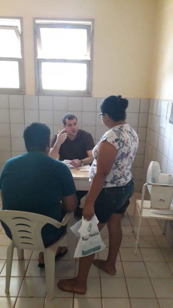 IMG 20190311 WA0018 576x1024 - Dr Adriano Brandes realiza atendimento médico voluntário no Povoado Barro Branco em Barra do Corda - minuto barra