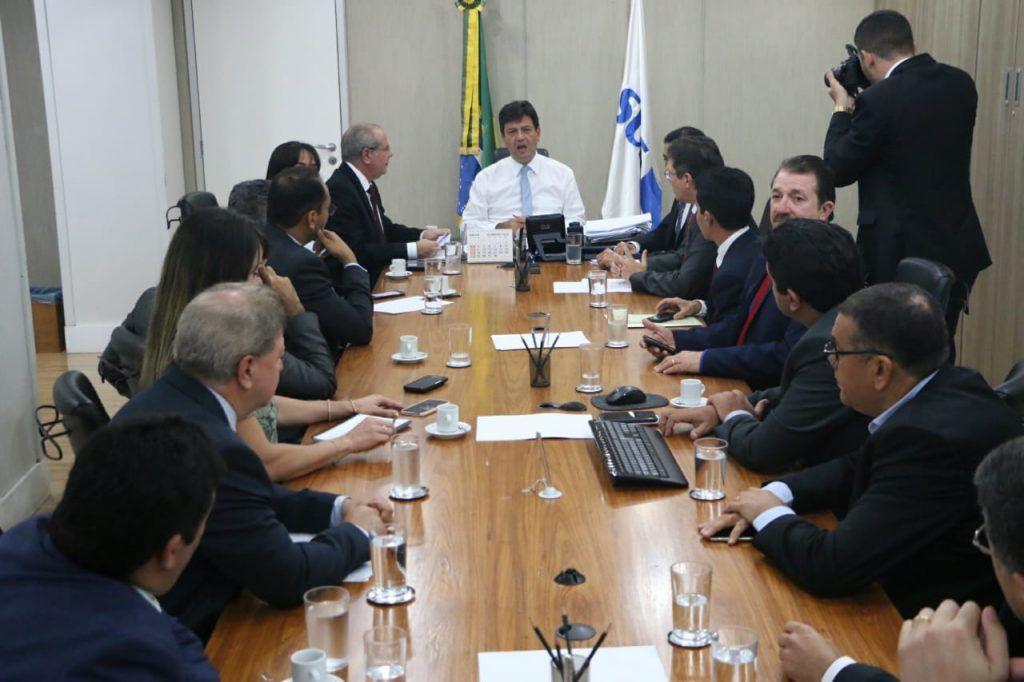 IMG 20190314 WA0155 1024x682 - Hildo Rocha reúne bancada federal com Ministro da Saúde e garante R$ 130 milhões para saúde do MA - minuto barra