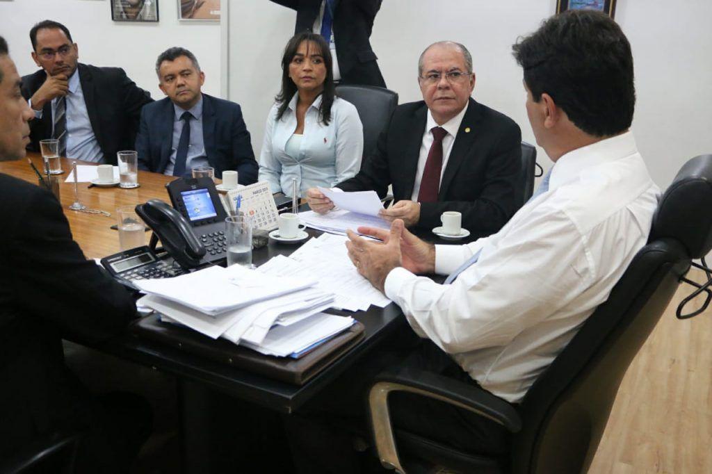 IMG 20190314 WA0171 1024x682 - Hildo Rocha reúne bancada federal com Ministro da Saúde e garante R$ 130 milhões para saúde do MA - minuto barra