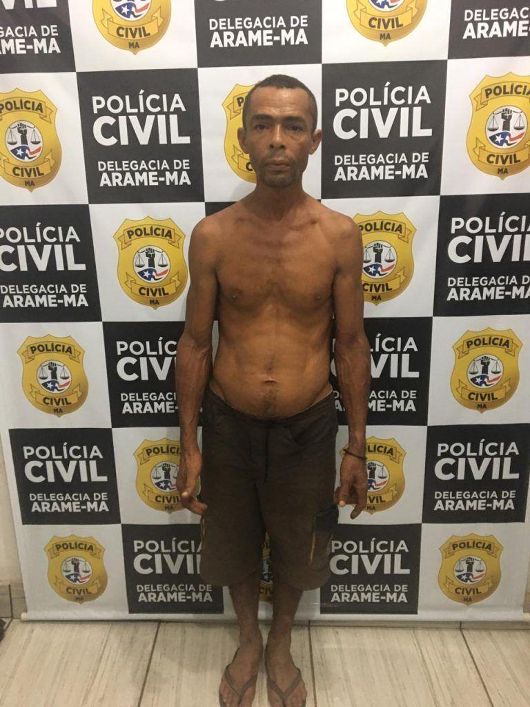 IMG 20190320 WA0143 768x1024 - URGENTE!! Homem é preso acusado de estuprar duas crianças - minuto barra