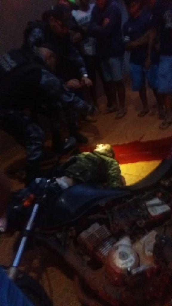 IMG 20190327 WA0022 576x1024 - URGENTE!! Bandidos tentam assaltar Bradesco de Formosa da Serra Negra, polícia revida com balas e um assaltante morre - minuto barra