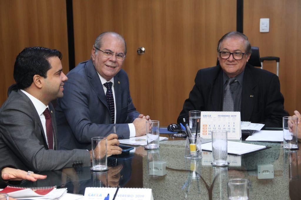 IMG 20190329 WA0047 1024x682 - Hildo Rocha se encontra com Ministro da Educação e pede implantação da UFMA em Barra do Corda - minuto barra