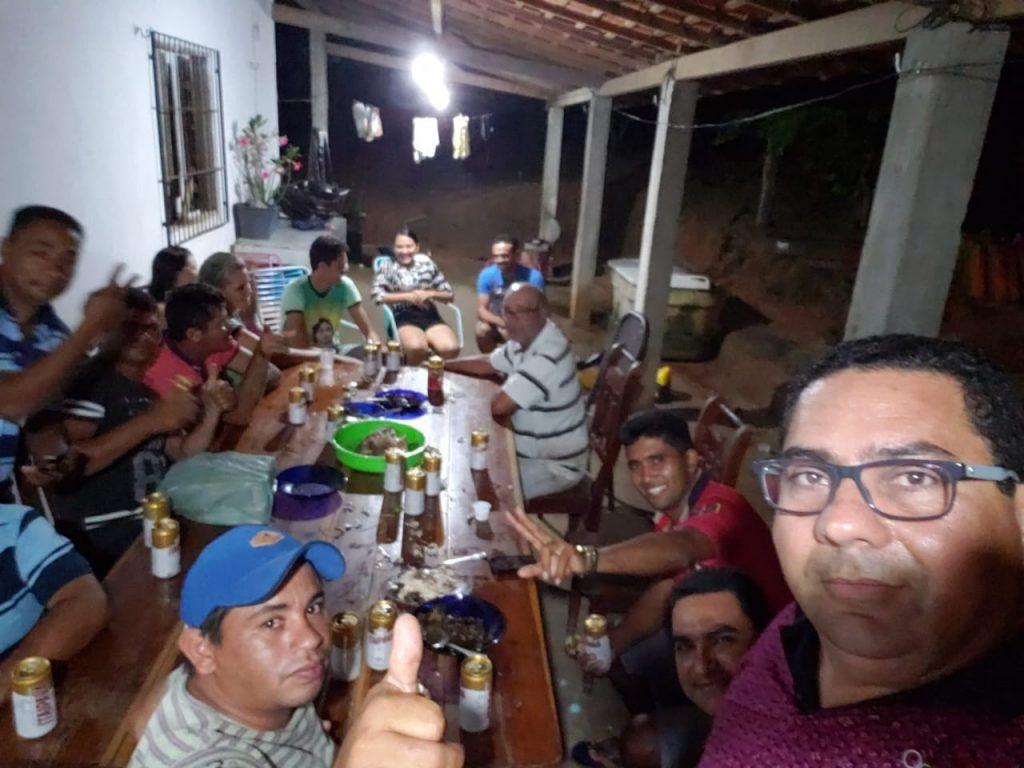 IMG 20190331 WA0026 1024x768 - Aliados em Jenipapo dos Vieiras reafirmam apoio a Moisés Ventura - minuto barra