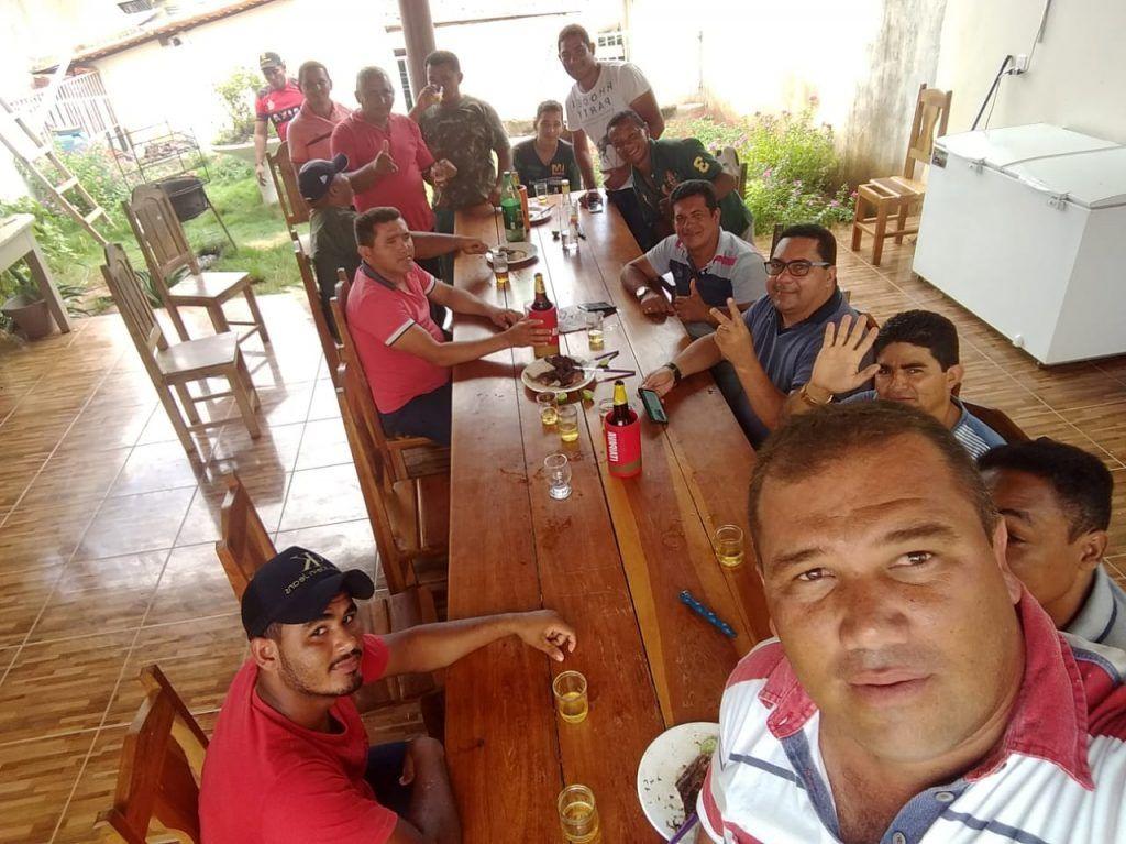 IMG 20190331 WA0281 1024x767 - Aliados em Jenipapo dos Vieiras reafirmam apoio a Moisés Ventura - minuto barra