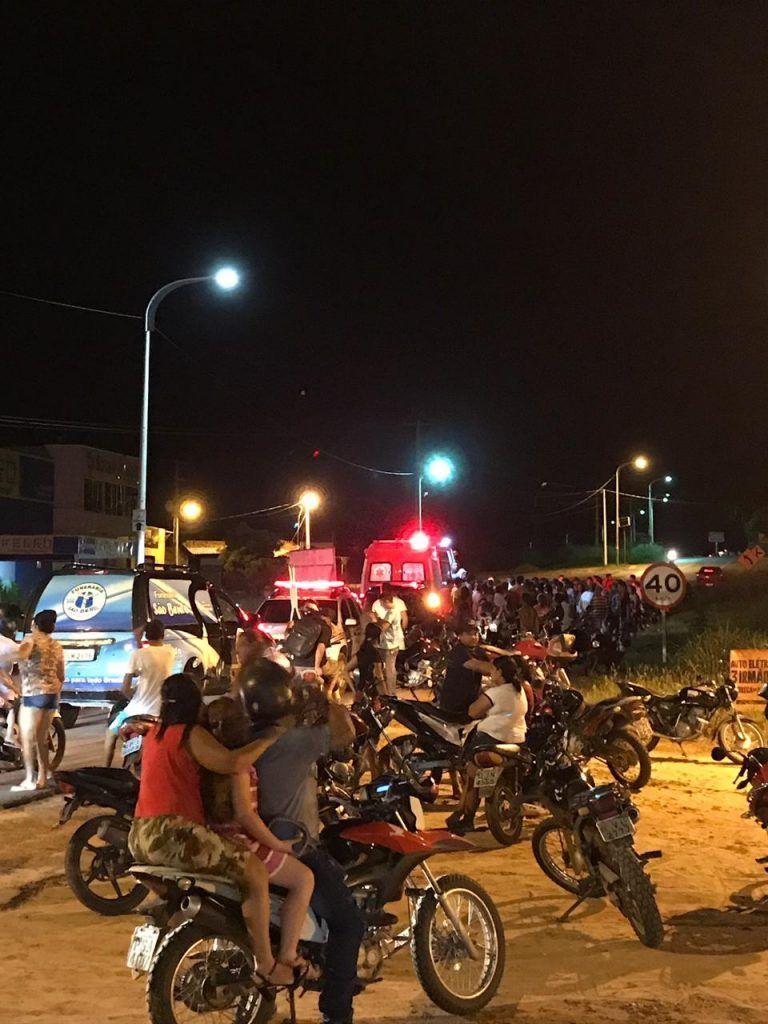 IMG 20190331 WA0451 768x1024 - VEJA AQUI: Jovem de 18 anos morre em grave acidente na Br-226 em Barra do Corda - minuto barra