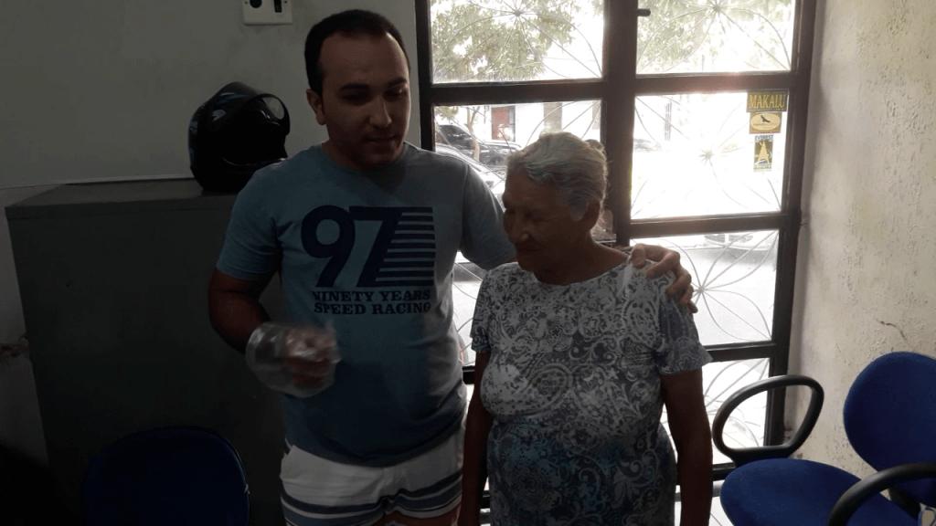 Screenshot 20190311 063759 1024x576 - VEJA AQUI: Conheça a mulher que vende bolos há 45 anos e conseguiu construir duas casas em Barra do Corda - minuto barra