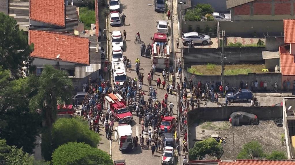 Screenshot 20190313 105839 1024x576 - Adolescentes atiram dentro de escola em Suzano e matam 6 pessoas - minuto barra