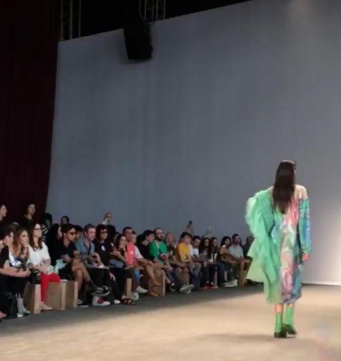 CollageMaker 20190428 101909190 - DESTAQUE!! Jovem de Barra do Corda desfila na Fashion Week em São Paulo - minuto barra