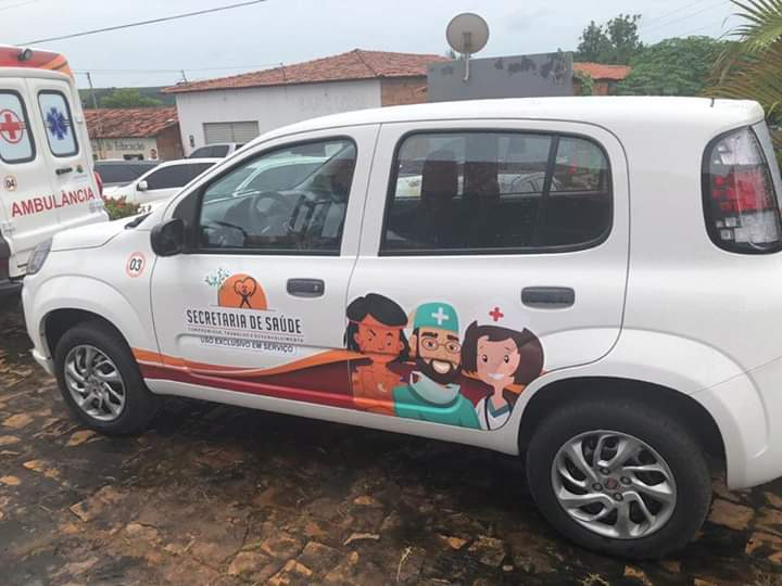 FB IMG 1554549820277 - Prefeito Moisés Ventura inaugura 3 UBS's e entrega 4 veículos zero km em Jenipapo dos Vieiras - minuto barra