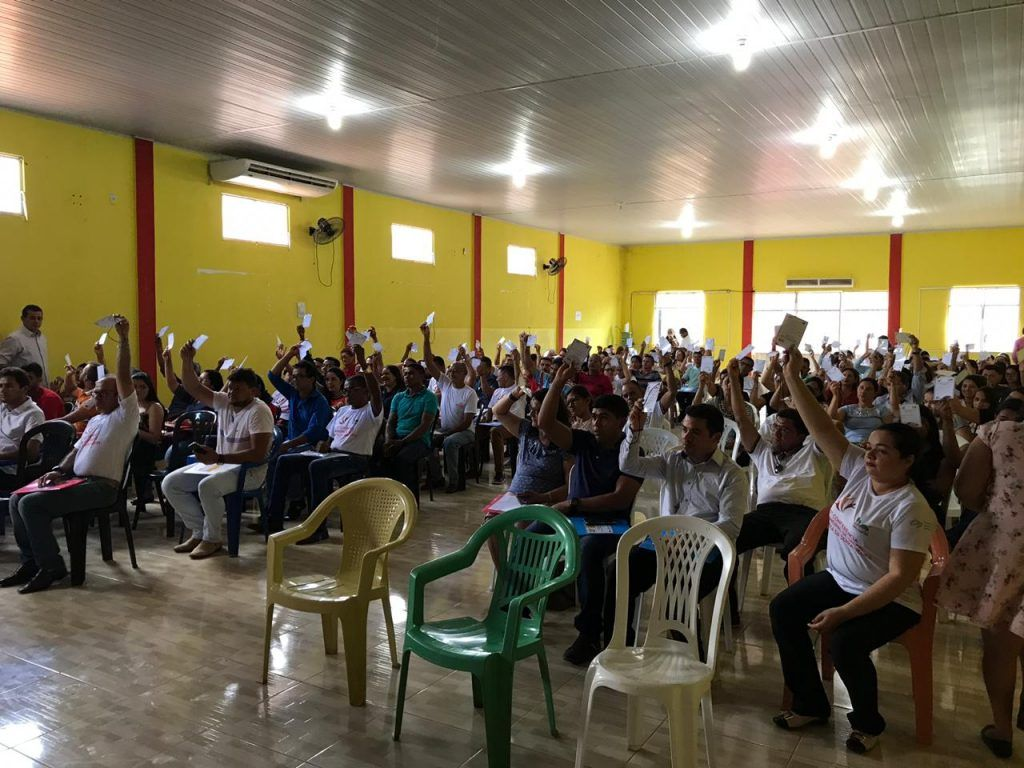 IMG 20190403 WA0279 1024x768 - Prefeito Janes Clei participa da IX conferência municipal de saúde em Formosa da Serra Negra - minuto barra