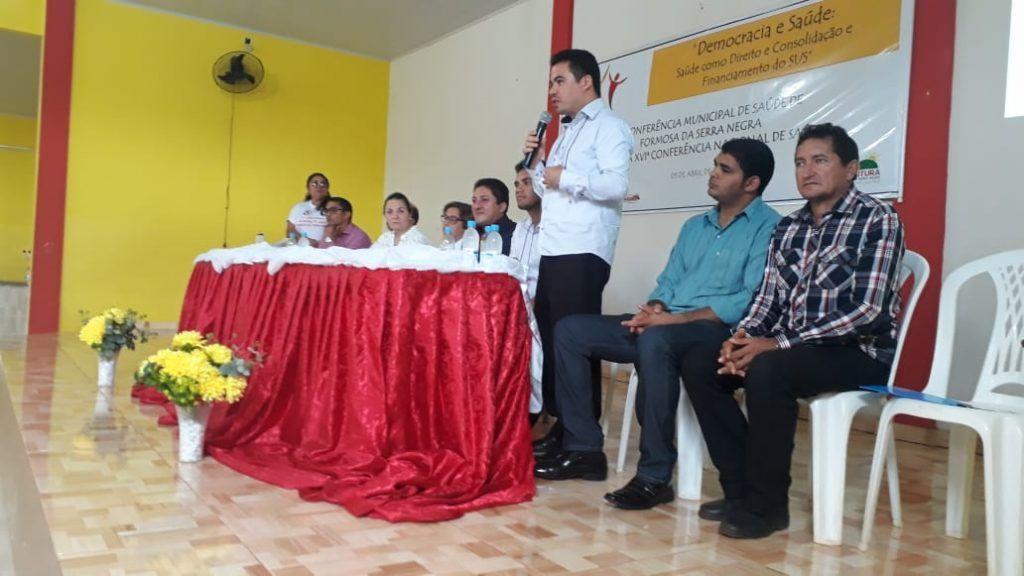 IMG 20190403 WA0281 1024x576 - Prefeito Janes Clei participa da IX conferência municipal de saúde em Formosa da Serra Negra - minuto barra