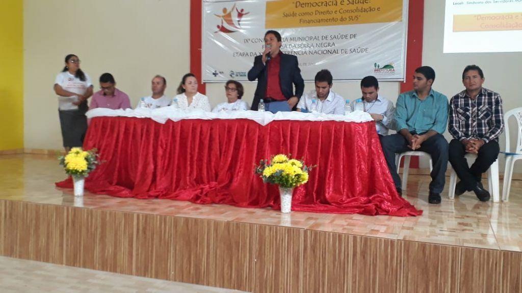 IMG 20190403 WA0282 1024x576 - Prefeito Janes Clei participa da IX conferência municipal de saúde em Formosa da Serra Negra - minuto barra
