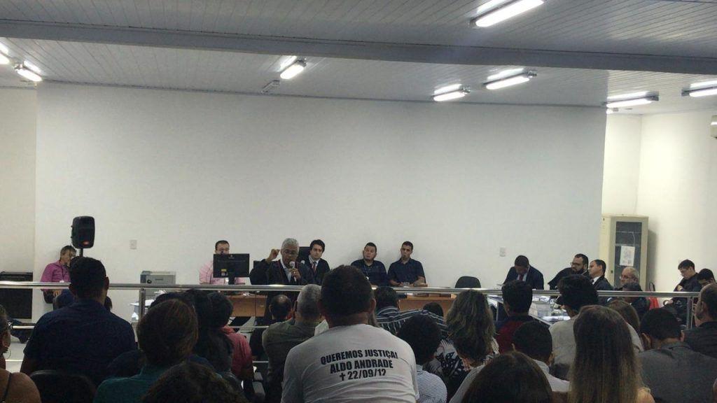 IMG 20190403 WA0388 1024x576 - URGENTE!!! Paulim Bandeira, Wilson Silva e Douglas Ferreira são absolvidos em júri popular em Barra do Corda - minuto barra