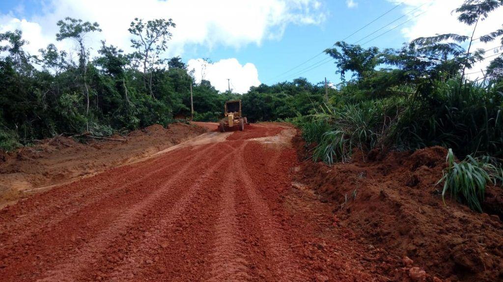 IMG 20190405 WA0439 1024x575 - Prefeito Moisés Ventura inicia trabalho de recuperação de estradas em Jenipapo dos Vieiras - minuto barra