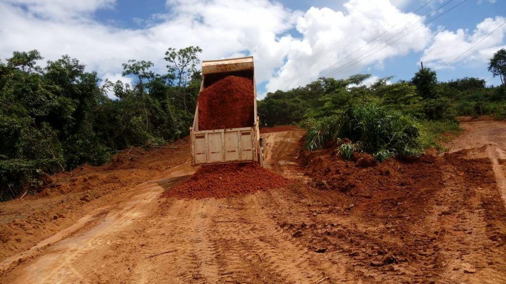 IMG 20190405 WA0441 1024x575 - Prefeito Moisés Ventura inicia trabalho de recuperação de estradas em Jenipapo dos Vieiras - minuto barra