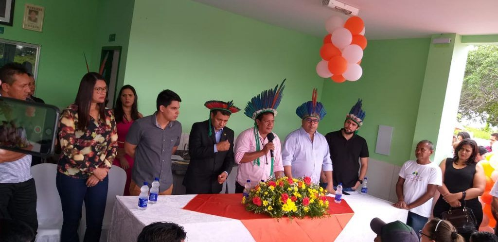 IMG 20190406 WA0142 1024x498 - Prefeito Moisés Ventura inaugura 3 UBS's e entrega 4 veículos zero km em Jenipapo dos Vieiras - minuto barra