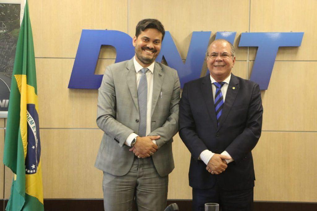 IMG 20190408 WA0024 1024x682 - Hildo Rocha vai ao DNIT em busca de soluções para rodovias federais e recebe informações animadoras - minuto barra