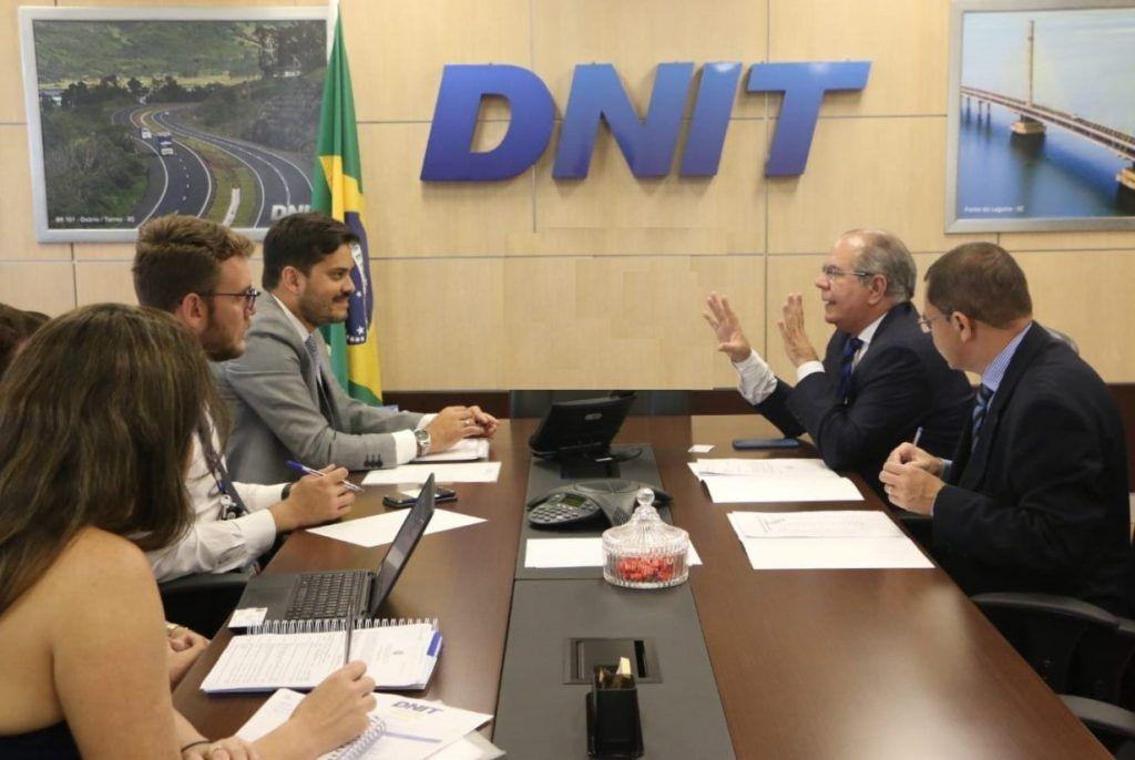 IMG 20190408 WA0025 1024x686 - Hildo Rocha vai ao DNIT em busca de soluções para rodovias federais e recebe informações animadoras - minuto barra