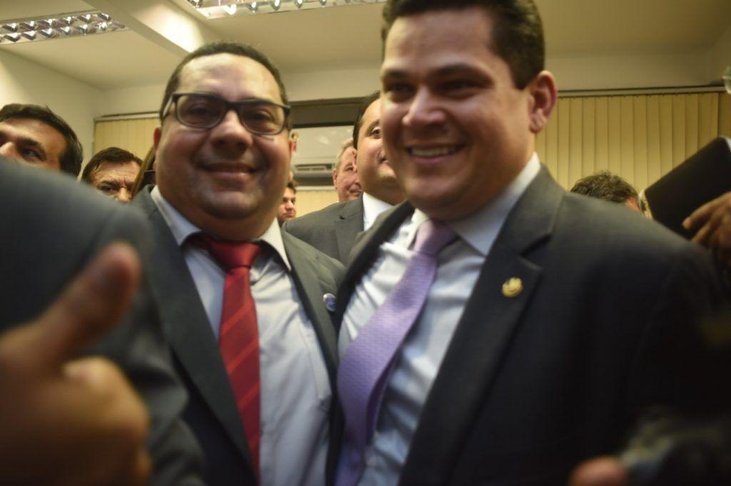 IMG 20190410 WA0365 1024x682 - Prefeito Moisés Ventura é recebido em Brasília pelo deputado Pedro Lucas e em seguida por Davi Alcolumbre, presidente do senado - minuto barra