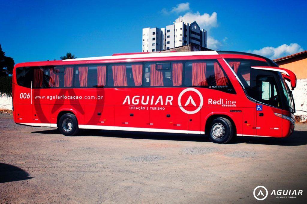 IMG 20190411 WA0078 1024x681 - Empresa de ônibus AGUIAR inicia rota entre São Luís e Brejo - minuto barra
