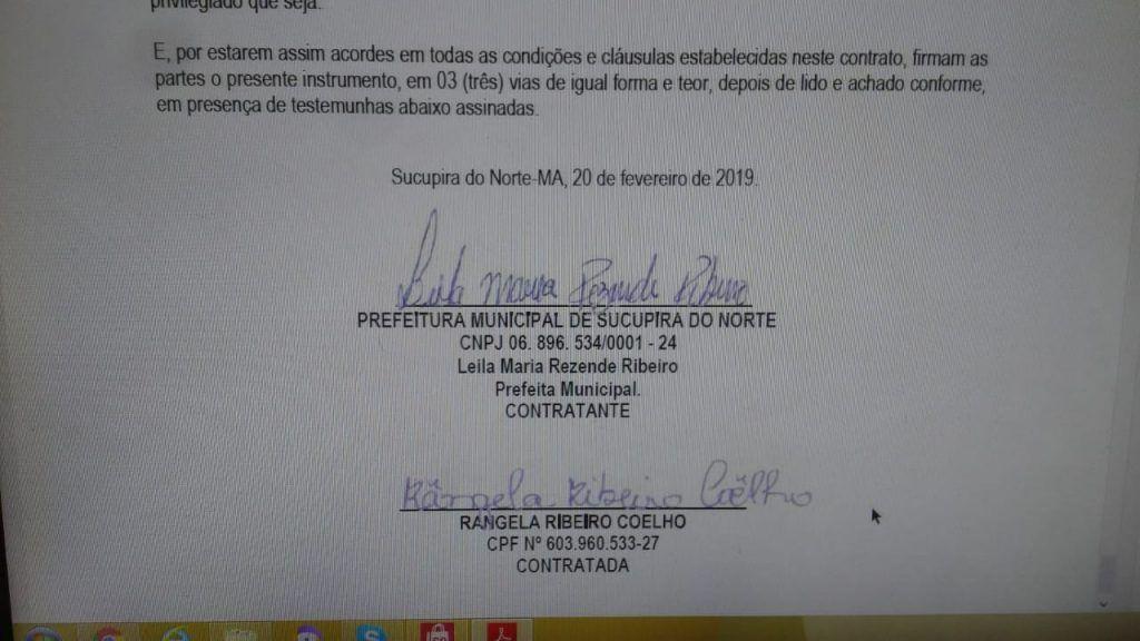 IMG 20190422 WA0107 1024x576 - Alô Ministério Público!! Prefeita de Sucupira do Norte contrata paredão de som por quase 20 mil reais - minuto barra