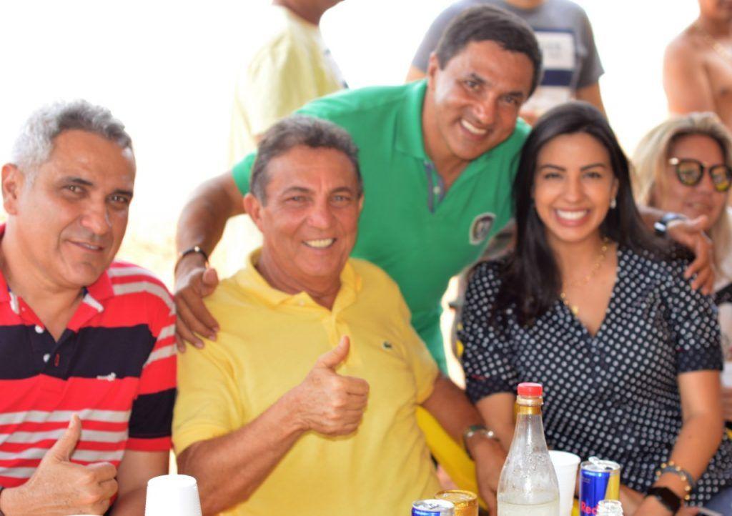 IMG 20190423 WA0329 1024x722 - Maior festa de sábado de aleluia no Maranhão foi realizada Fernando Falcão - minuto barra