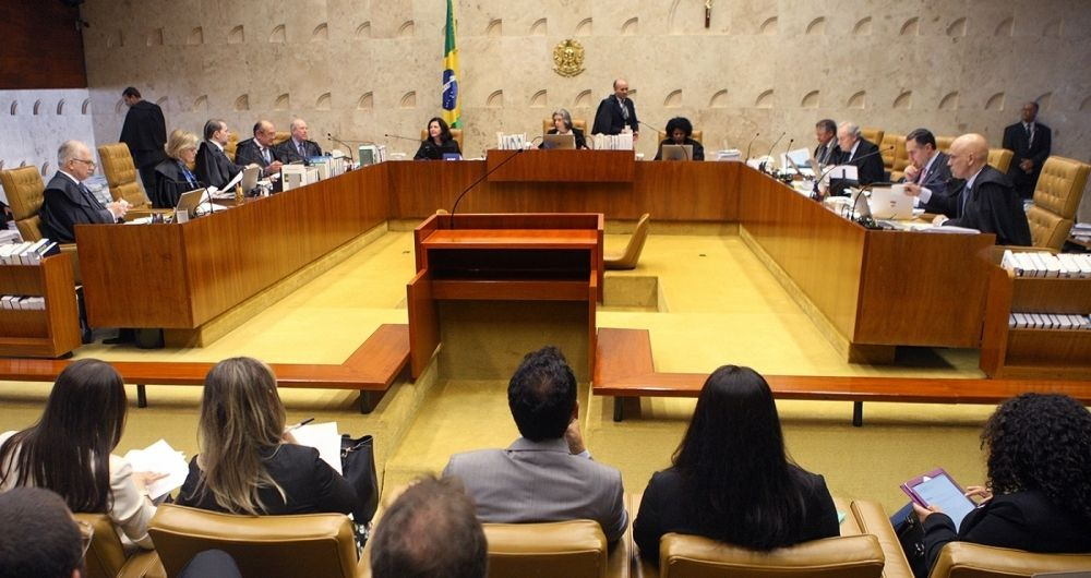 1 stf 5783453 - STF declara inconstitucional inciso IV do artigo 81 da Constituição do Maranhão que ampliava foro privilegiado - minuto barra