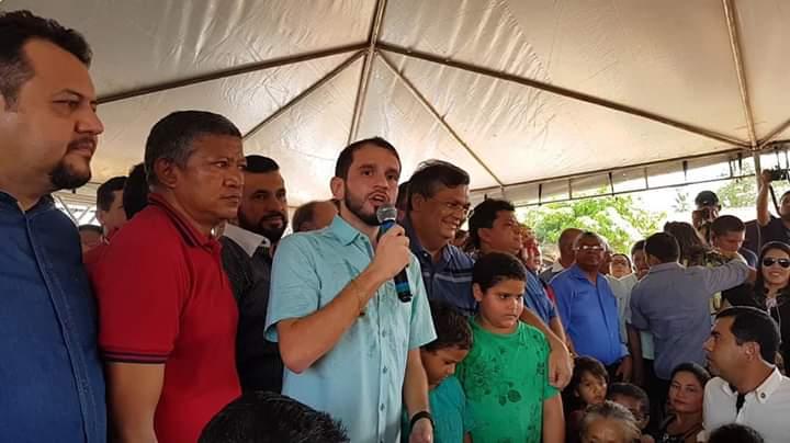 FB IMG 1557610237385 - Deputado Fernando Pessoa prestigia inauguração da MA-012 em Barra do Corda - minuto barra