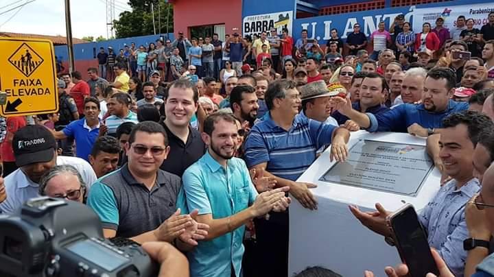 FB IMG 1557610246934 - Deputado Fernando Pessoa prestigia inauguração da MA-012 em Barra do Corda - minuto barra