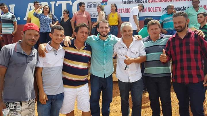 FB IMG 1557610250036 - Deputado Fernando Pessoa prestigia inauguração da MA-012 em Barra do Corda - minuto barra