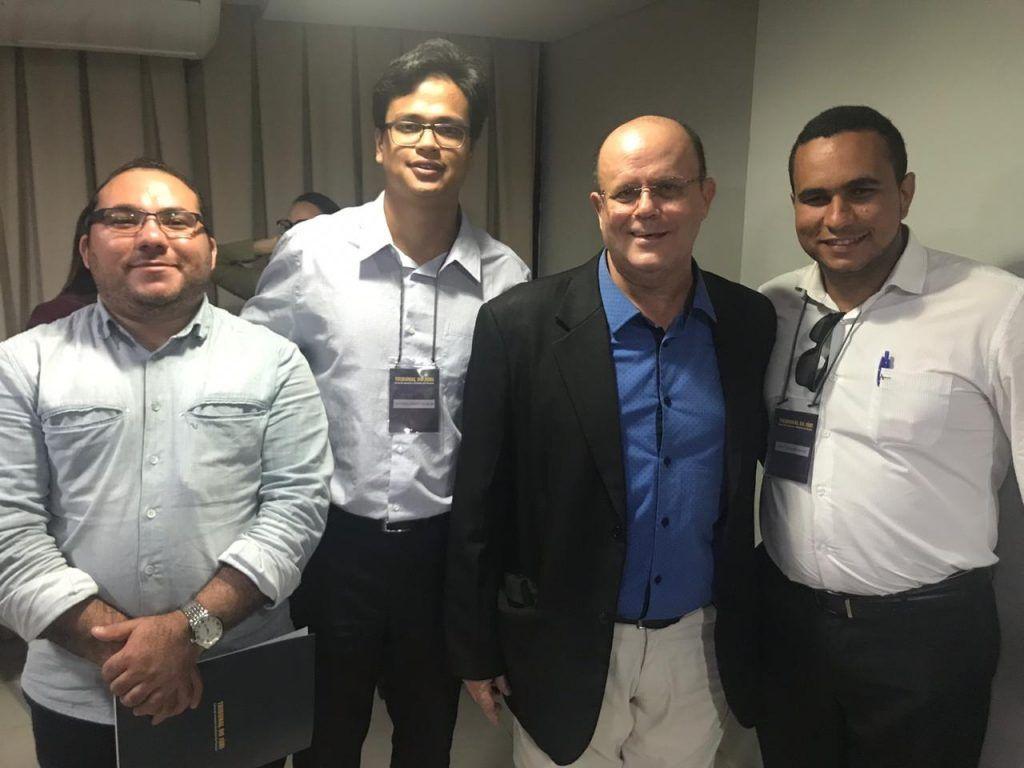 IMG 20190504 WA0011 1024x768 - Jovem advogado de Barra do Corda participa de Congresso Criminal em Recife - minuto barra