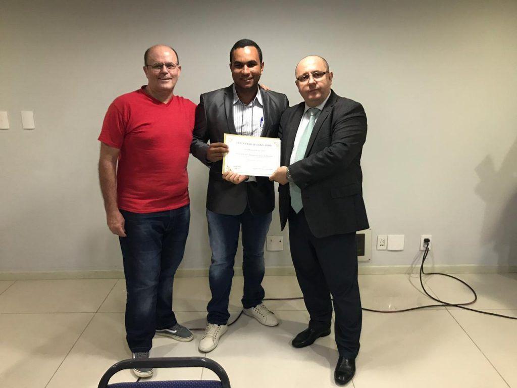 IMG 20190504 WA0014 1024x768 - Jovem advogado de Barra do Corda participa de Congresso Criminal em Recife - minuto barra