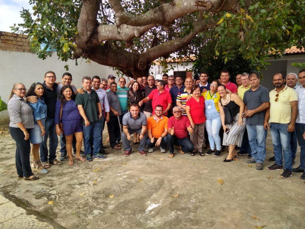 IMG 20190514 WA0107 1024x768 - Pré-candidatos a prefeito de Barra do Corda se reúnem, declaram total oposição a Eric Costa e marcham rumo às eleições 2020 - minuto barra