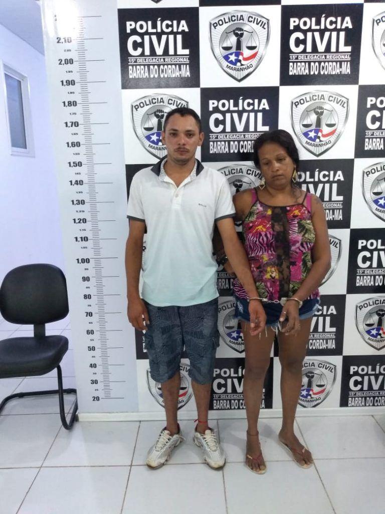 IMG 20190516 WA0030 768x1024 - VEJA AQUI: Operação nesta manhã em Barra do Corda pela Polícia Civil leva duas pessoas para cadeia - minuto barra