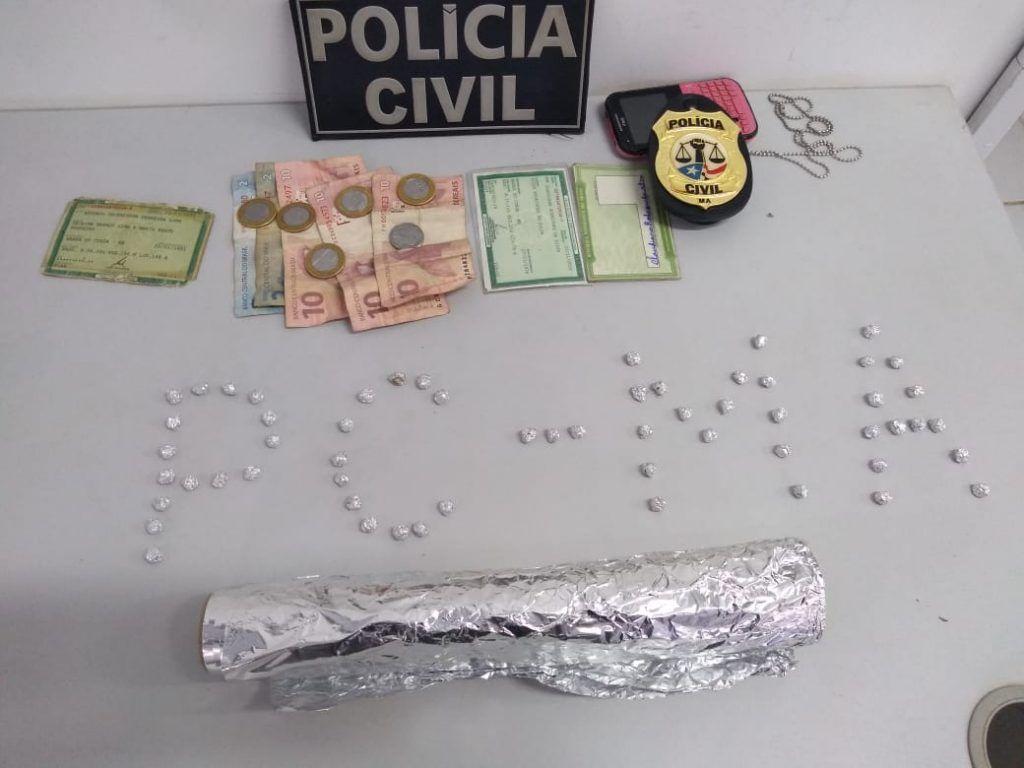 IMG 20190516 WA0031 1024x768 - VEJA AQUI: Operação nesta manhã em Barra do Corda pela Polícia Civil leva duas pessoas para cadeia - minuto barra