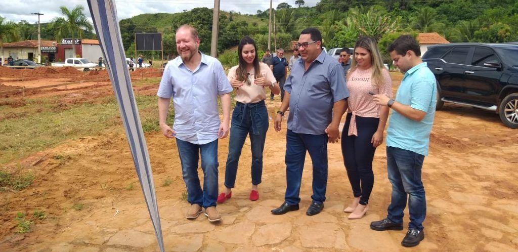 IMG 20190517 WA0118 1024x498 - Prefeito Moisés Ventura recepciona em Jenipapo dos Vieiras o governador interino Othelino Neto - minuto barra