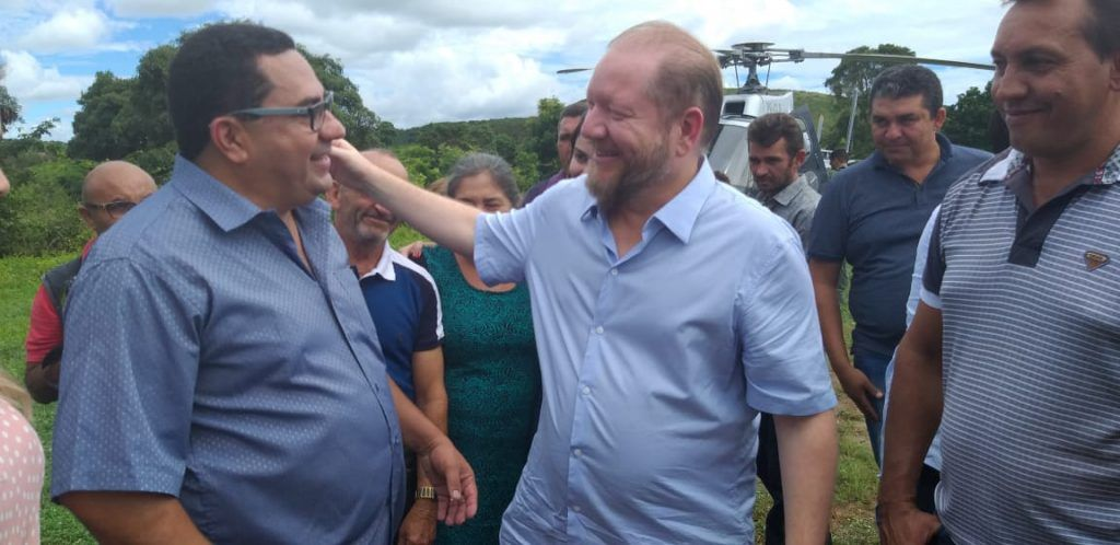 IMG 20190517 WA0119 1024x498 - Prefeito Moisés Ventura recepciona em Jenipapo dos Vieiras o governador interino Othelino Neto - minuto barra