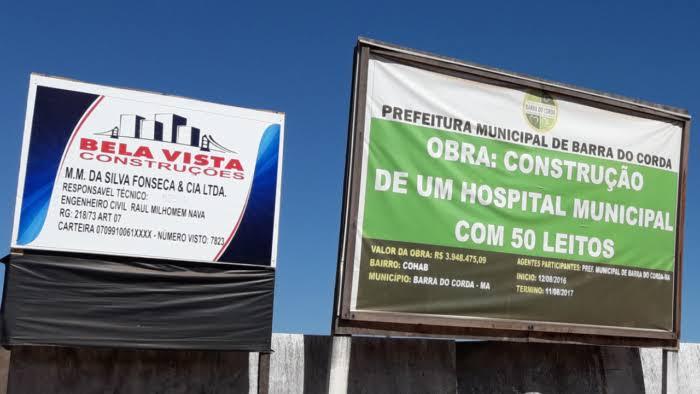 images 9 1 - Com obra paralisada, Flávio Dino evita comentar construção do hospital de 50 leitos em Barra do Corda - minuto barra