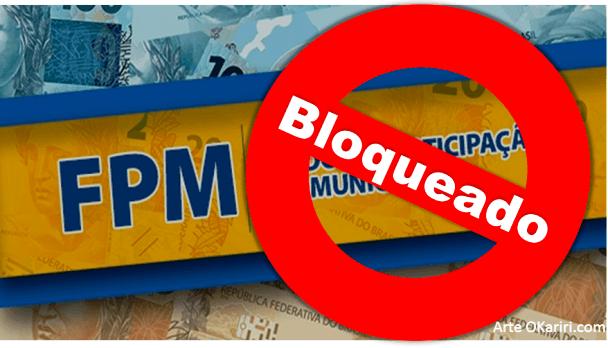 1 7 - Cinco prefeituras Maranhenses encontram-se com o FPM bloqueado pelo Tesouro Nacional - minuto barra
