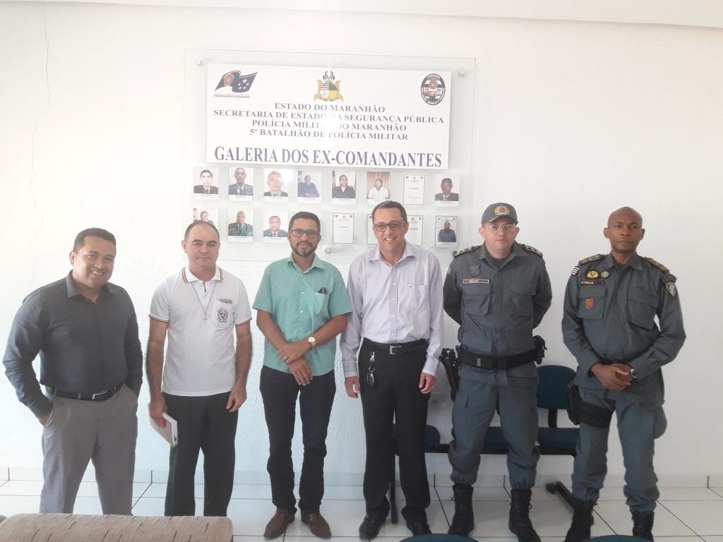 20190610 113658 1024x768 - Comandante do 5° BPM se reúne com líderes de igrejas e trata do índice elavado de suicídios em Barra do Corda - minuto barra