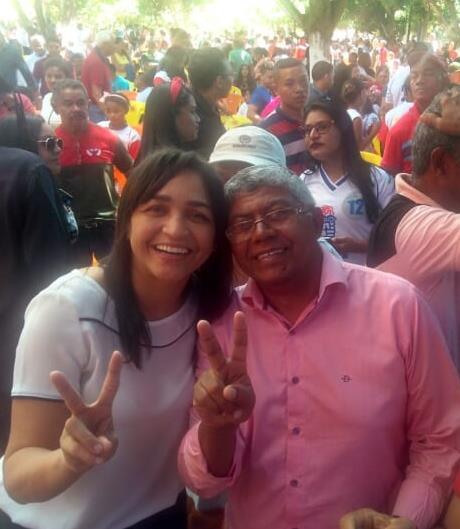 Adao e Eliziane - ELEIÇÕES 2020: Adão Nunes confirma parceria com lideranças estaduais - minuto barra